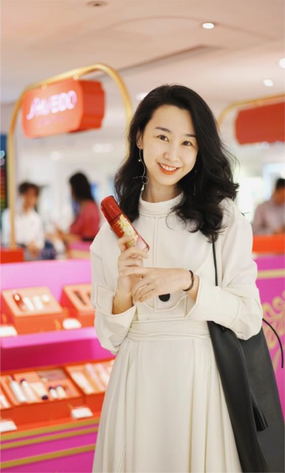 Shiseido Hong Kong Popup Shop Influencer marketing campaign
